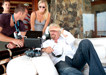 Richard Branson-Invest in Start-ups