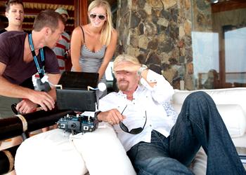 Richard Branson-Invest in Start-ups