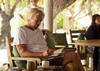Richard-Branson-Write Your Ideas