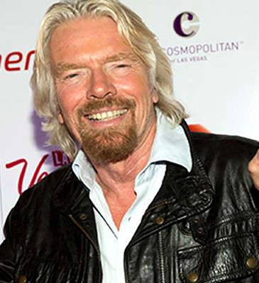Richard Branson- Heels Agency-Demi Karan 4