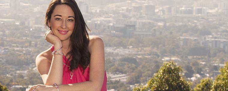 Krystal Barter - Pink Hope Founder