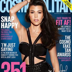 Cosmopolitan Magazine - Heels Agency