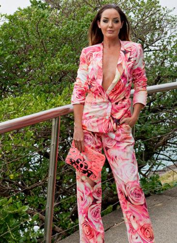 amber renae fashion stylist demi karan heels agency 29