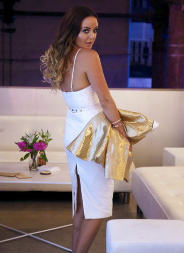 amber renae fashion stylist demi karan heels agency 31