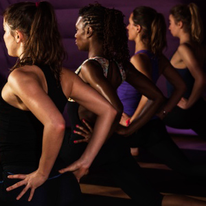 hotpod yoga heels agency demi karan