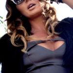 amber renae sydney fashion stylist heels agency demi karan