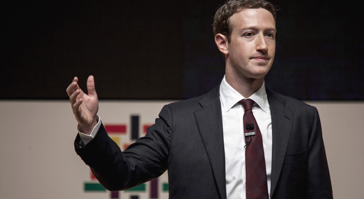 mark zuckerberg heels agency demi karan