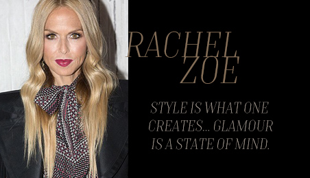 rachel zoe fashion heels agency demi karan