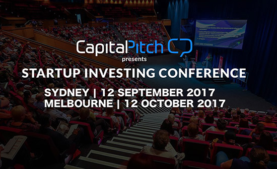 startup investing conference capital pitch heels agency demi karan 1