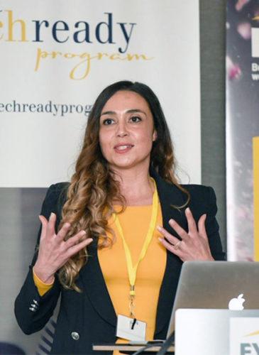 the tech ready program women heels agency demi karan startup