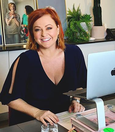 Shelly Horton ShellShocked Media MAFS Talking Married Heels Agency Demi Karan