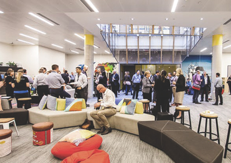 Fishburners Startups Coworking Space Sydney Brisbane Heels Agency Demi Karan
