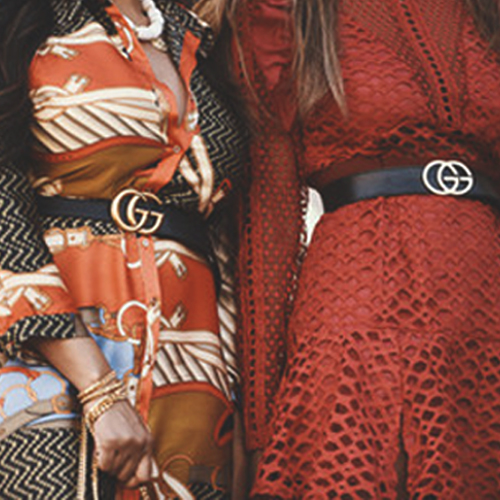 Heels Agency COVID-19 Branding Brand Demi Karan Gucci