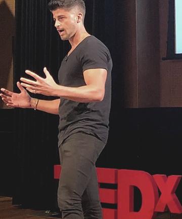 Nick Bracks Model Actor Mental Health Advocate Heels Agency Demi Karan