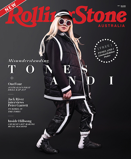 Rolling Stone Australia Magazine Heels Agency Demi Karan
