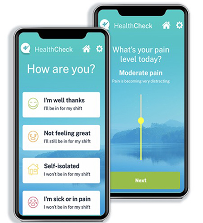 Health Check You Startup Heels Agency