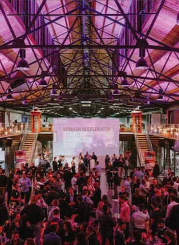 Stone and Chalk Startups Sydney Heels Agency Demi Karan