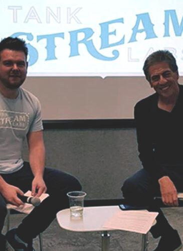 Tank Stream Labs startups sydney CEO Andrew Banks heels agency demi karan