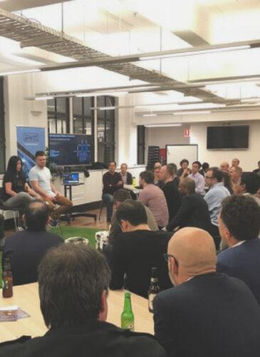 Tank Stream Labs startups sydney heels agency demi karan