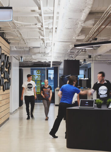 stone and chalk sydney melbourne adelaide startups heels agency demi karan m