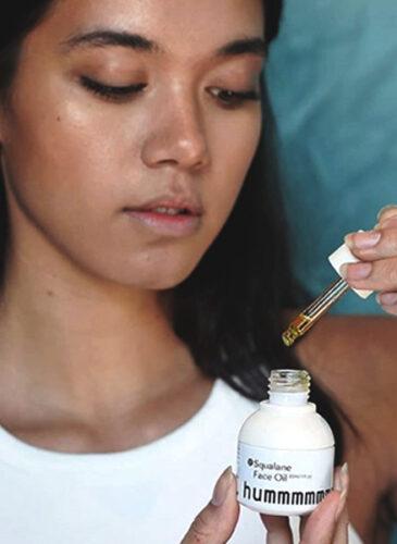 Hummm Skincare Startup Heels Agency Demi Karan